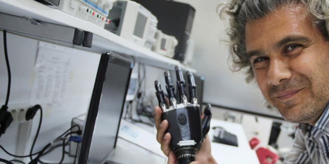 TÜBİTAK'ın desteğiyle yerli el protezi üretecek
