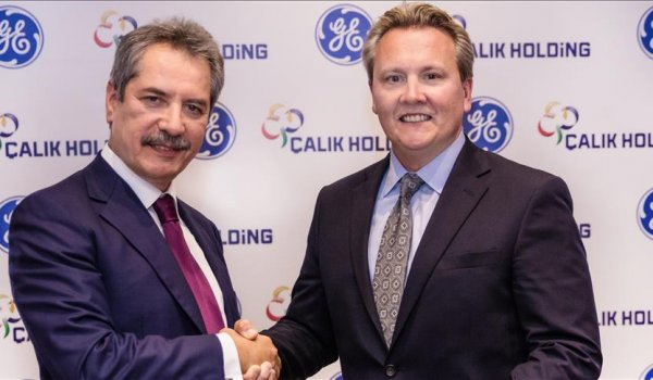 Çalık Holding ve GE'den ortaklık anlaşması