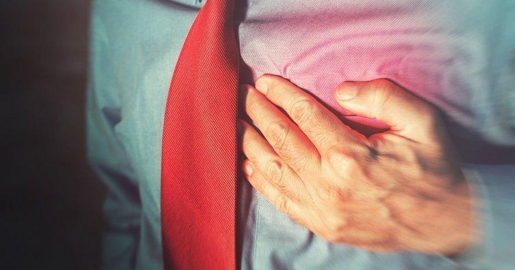 Kalp damar hastalıklarına bağlı ölümler açık ara önde