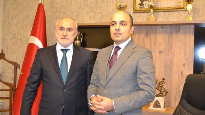 Samsun Sağlık Müdürü Muhammed Ali Oruç görevine başladı