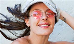 Sahte güneş gözlüğü alarmı