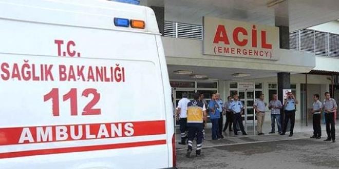 Çiğ köfte sonrası fenalaşan öğrenciler hastaneye kaldırıldı