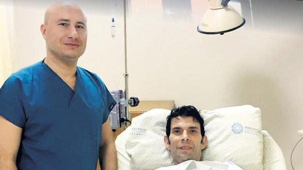 Dokuz Eylül Tıp'tan Türk tıp tarihinde bir ilk