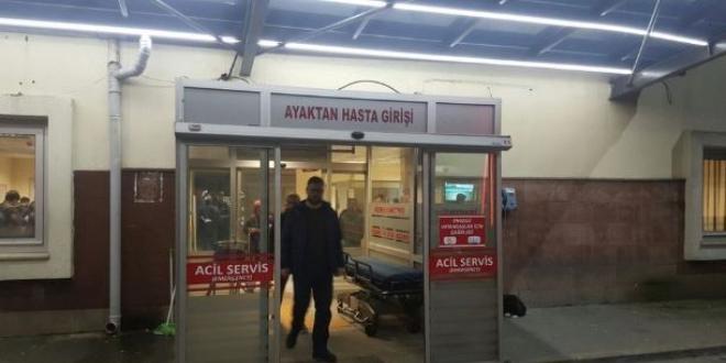 Rize'de zehirlenen 60 öğrenci hastaneye kaldırıldı