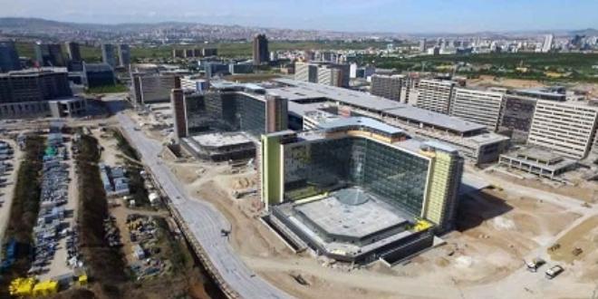 En büyük şehir hastanesinde sona gelindi