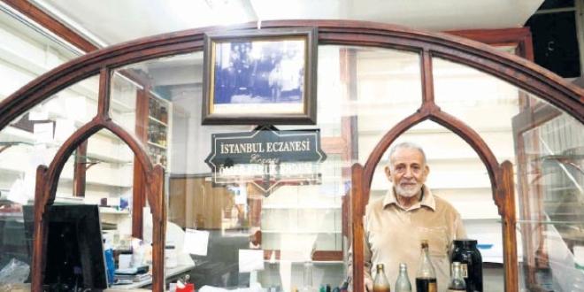 Ankara'da 99 yıllık eczane kapısına kilit vurdu!