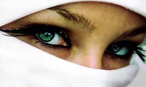 Gözleriniz yaşınızı ele vermesin