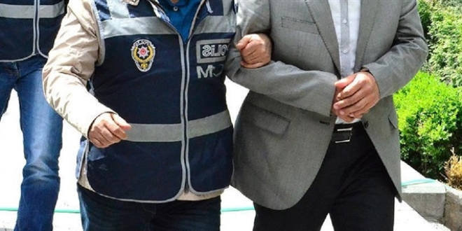 Sağlık çalışanına 'hakaret'e gözaltı
