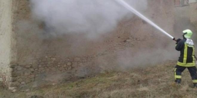 Samsun'da yangın: Yaşlı anne ile engelli iki kızı hayatını kaybetti
