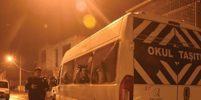 İzmir'de 16 yaşındaki çocuk dehşet saçtı
