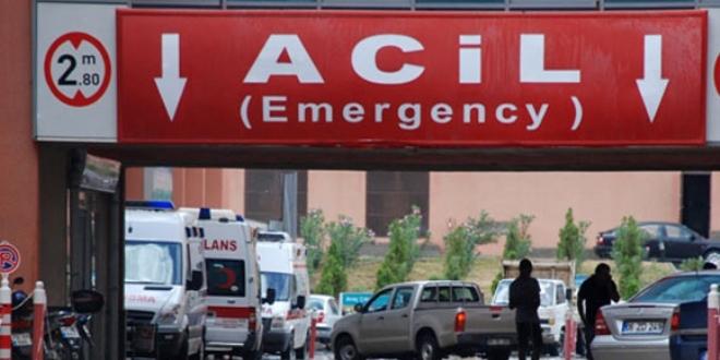 Ankara'da 52 asker hastaneye kaldırıldı