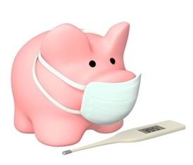 Sigortacılar özel hastanede domuz gribi tedavisine karşı