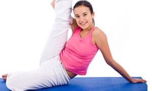 Yaz yogası ile vücudunu forma sok!
