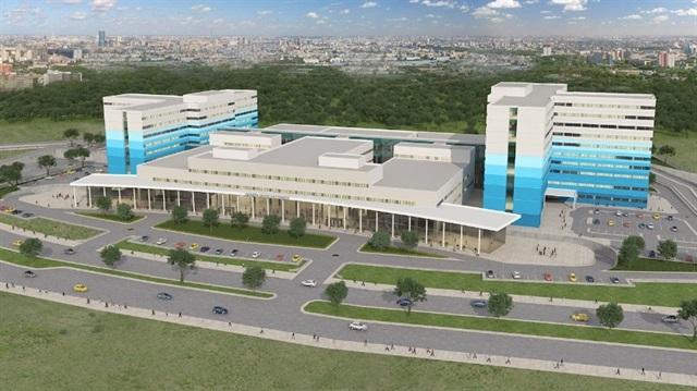 900 yataklı Ordu Şehir Hastanesinin proje çalışmaları devam ediyor