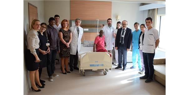 Yabancı doktor Türkiye'de kanser tedavisi oldu