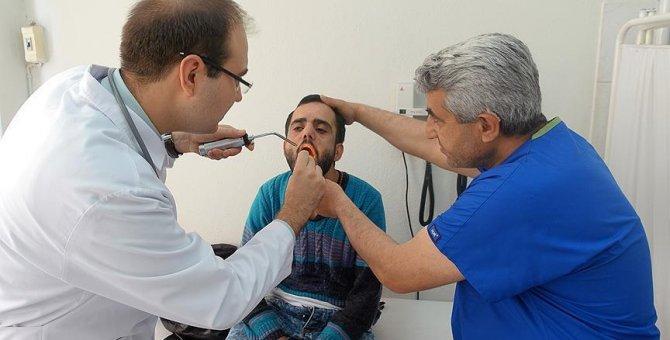 Gaziantep'te muayene olan hastaların yüzde 10'u Suriyeli