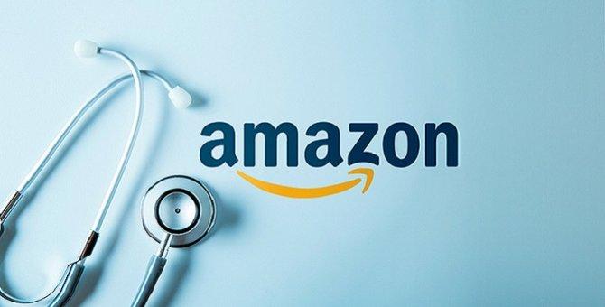 Amazon, sağlık sektörüne de dahil olacak