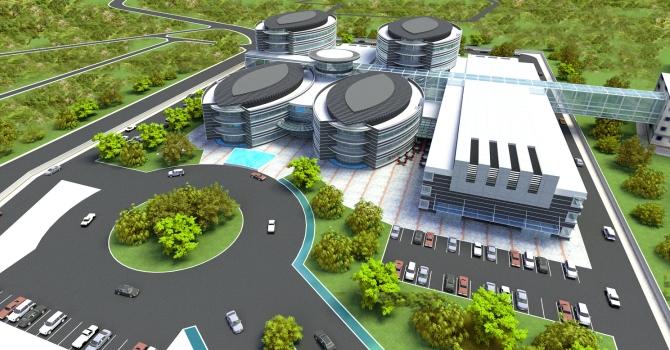 Mersin Tarsusa 600 Yataklı Devlet Hastanesi Yapılacak