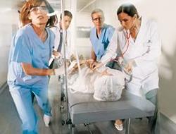 Kazada tedavi masrafı havuzdan ödenecek