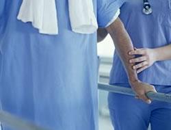 Hastalarıyla eylemde !!!