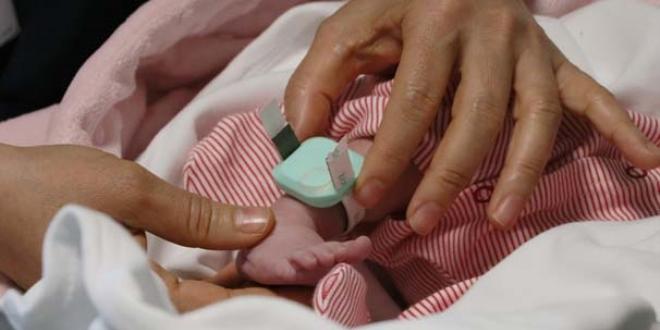 Bebeklerin kaçırılmasına ve karışmasına çipli önlem