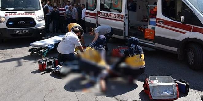 Sokakta tartıştığı çifti öldüren emekli polis tutuklandı