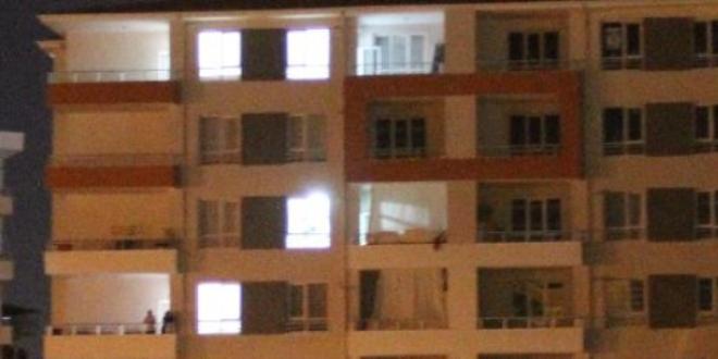 Beşinci katın balkonundan düşen çocuk hayatını kaybetti