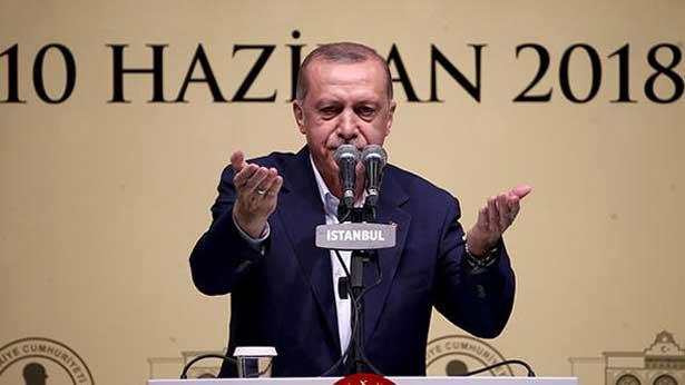 """Erdoğan: """"Özeli de dahil sıkıysa bir hastane, hastayı geri çevirsin!"""""""