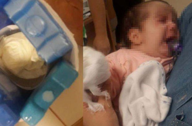 Skandal haber: Hemşire bebeğin parmağını kesti!