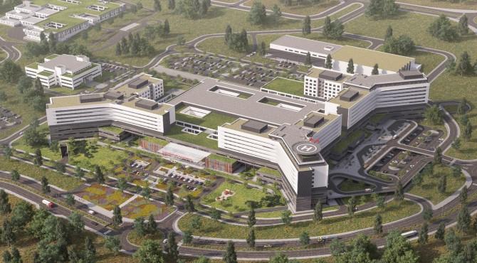 Elazığ Şehir Hastanesi 1 Ağustos'ta hizmete girecek