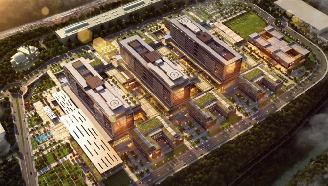 İkitelli Şehir Hastanesi'nin ilk etabı 20 Nisan'da açılacak