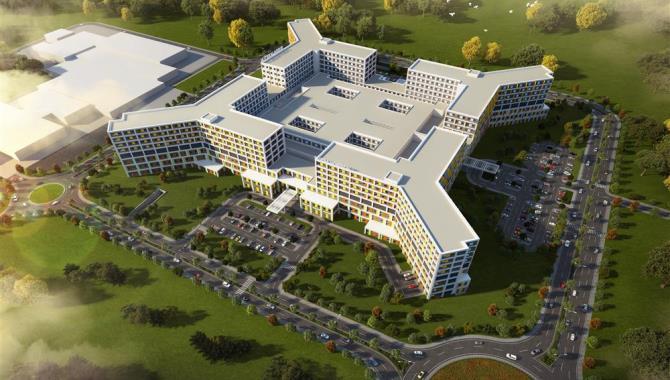 Üç şehir hastanesi daha kapılarını açmaya hazırlanıyor