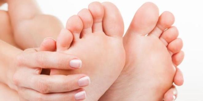 Ayaklarımızda oluşan mantar problemlerine dikkat!