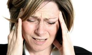 Gerilim tipi baş ağrısına dikkat