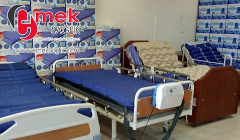 Hasta Yatağı Satış Ve Kiralama Hizmeti - Emek Sağlık