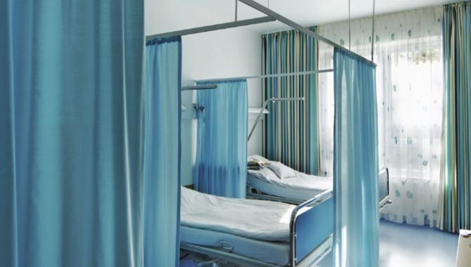 Hastane perdelerinde asıldıktan 3 gün sonra mikrop üremeye başlıyor!