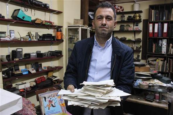 Şizofreni hastasının yazdığı çok önemli İstanbul notları ortaya çıktı!