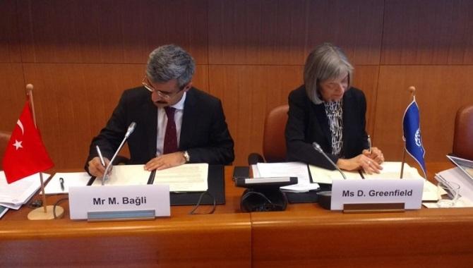 SGK ve ILO arasında işbirliği protokolü imzalandı
