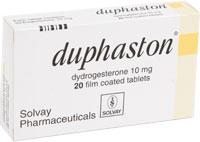 Duphaston 10 mg tablet geri çekildi