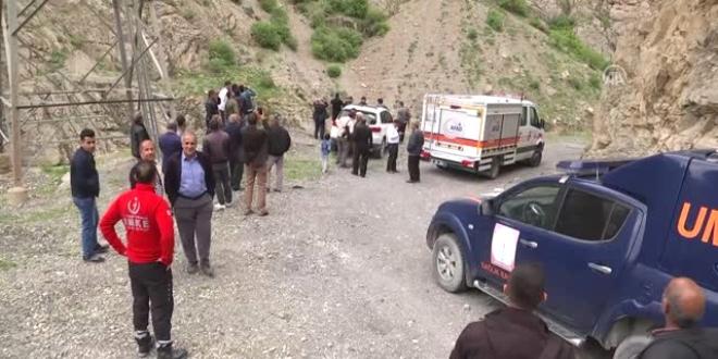 Antalya'da 2 doktor dağda mahsur kaldı