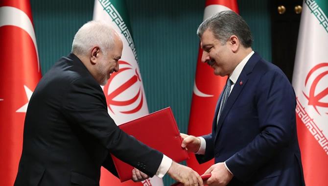Türkiye-İran arasında sağlık ve tıp alanlarında işbirliği anlaşması imzalandı