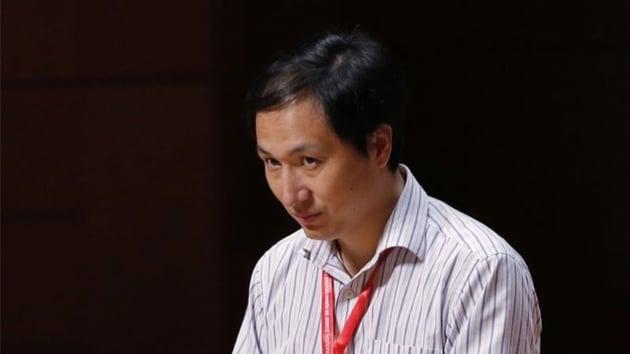 Bebeklerin genetiğini değiştirdiğini iddia eden Çinli bilim insanı gözaltına alındı