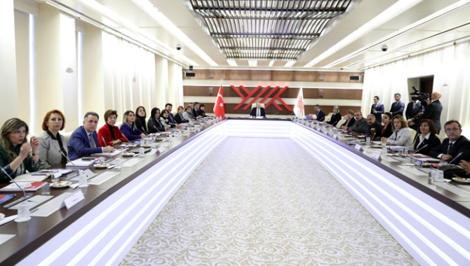 Eczacılık Fakülteleri Dekanlar Konseyi toplantısı gerçekleştirildi