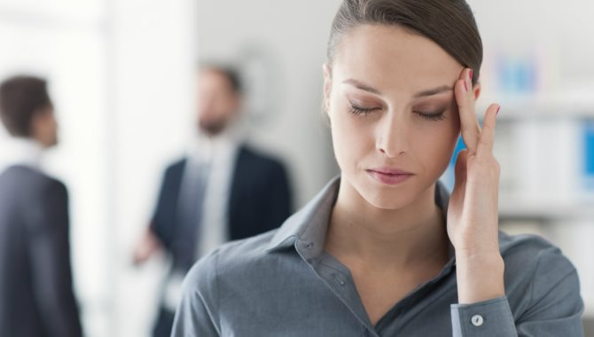 Ülkemizde 12 milyondan fazla kişi migren ağrısı çekiyor