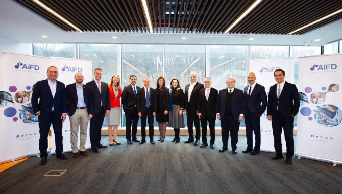 AIFD'nin yeni yönetim kurulu belirlendi