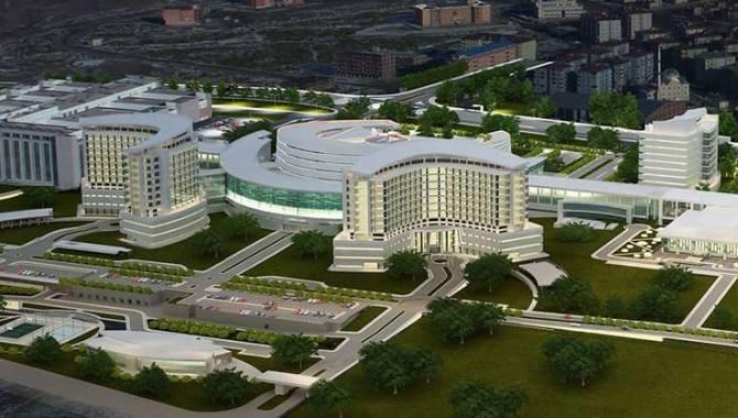 Erzurum Şehir Hastanesi kendi elektriğini üretecek