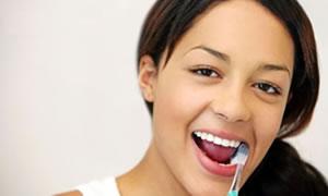 Dişleriniz de duş yapmalı