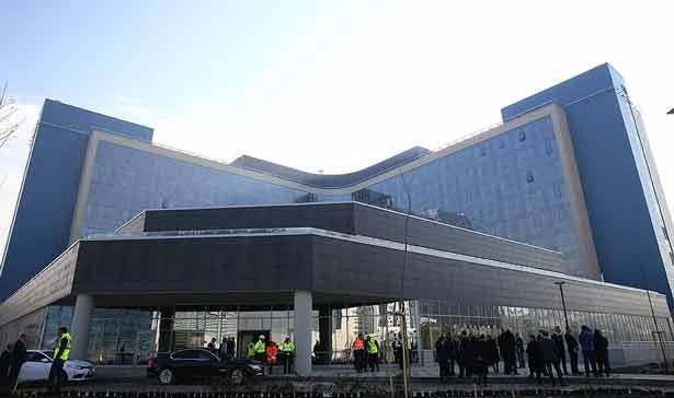 Bilkent Şehir Hastanesine 11 bin personel alımı yapılacak