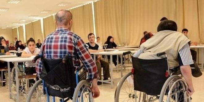 Doğuştan engelliye erken emeklilik imkanı