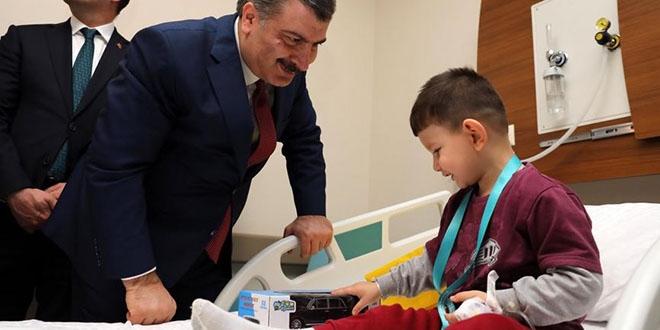Erbaa Devlet Hastanesi hizmete açıldı